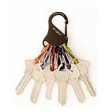 Набор пластиковых карабинов Nite Ize Key Rack, фото 5