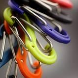 Набор пластиковых карабинов Nite Ize Key Rack, фото 6