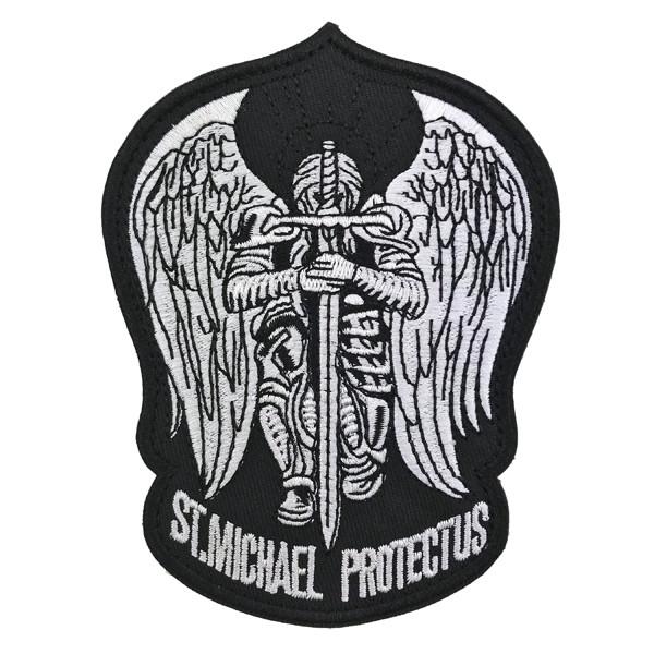 Патч Архангел Михаил Saint Michael Protect Us