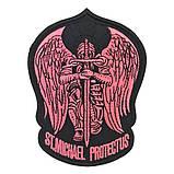 Патч Архангел Михаил Saint Michael Protect Us, фото 3