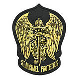 Патч Архангел Михаил Saint Michael Protect Us, фото 4