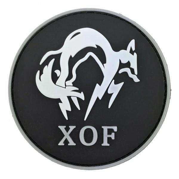 Патч Velcro XOF Metal Gear Solid