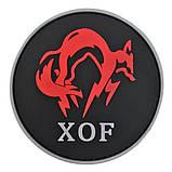 Патч Velcro XOF Metal Gear Solid, фото 3