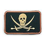 Патч пиратский флаг «Веселый Роджер», фото 2