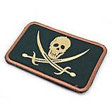 Патч пиратский флаг «Веселый Роджер», фото 3