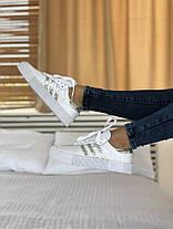 """Кросівки Adidas Samba """"Білі"""", фото 3"""
