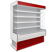 Витрина холодильная среднетемпературная  пристенная ВХСп-1,875 Нова