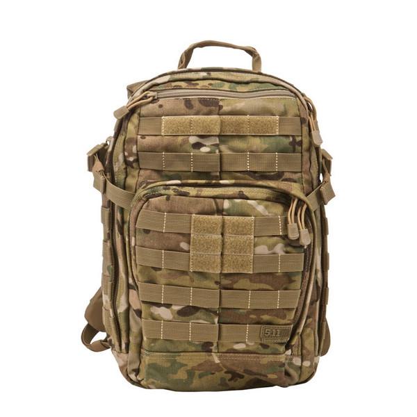 Тактический рюкзак 5.11 Tactical Rush 12 Multicam
