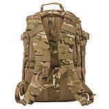 Тактический рюкзак 5.11 Tactical Rush 12 Multicam, фото 2