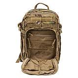 Тактический рюкзак 5.11 Tactical Rush 12 Multicam, фото 3