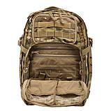 Тактический рюкзак 5.11 Tactical Rush 24 Multicam, фото 4