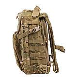 Тактический рюкзак 5.11 Tactical Rush 24 Multicam, фото 5