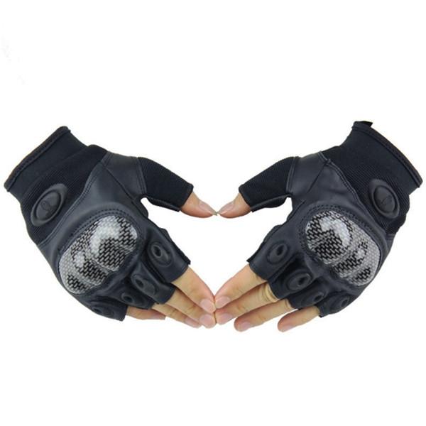 Тактические беспалые перчатки Oakley Factory Pilot (Replica)