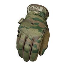 Тактические перчатки Mechanix Fastfit Glove Multicam