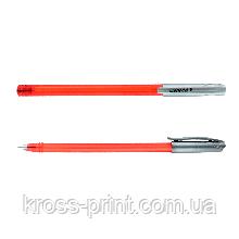 Ручка шариковая Unimax Style G7 103-06 красная 12/120шт/уп 36585