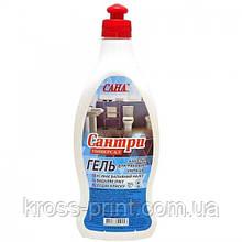 Средство для чистки поверхностей ванной комнаты Сантри гель 500мл Сана 12шт/уп
