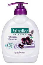 Мило рідке 0,3 л Palmolive Чорна Орхідея з дозатором 12шт/уп