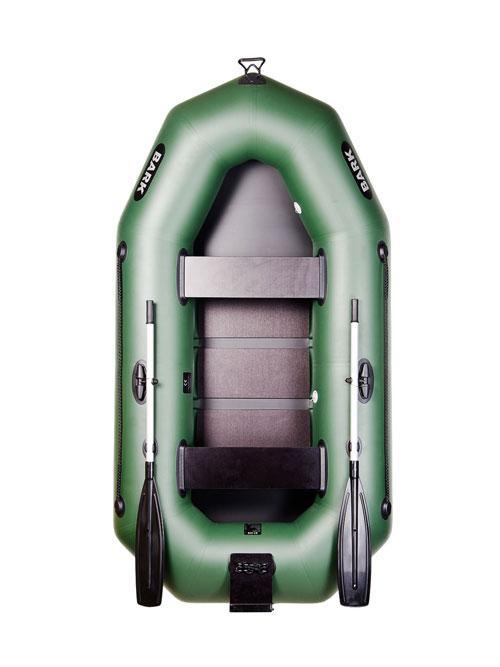 Двухместная надувная гребная лодка Bark B-250CN