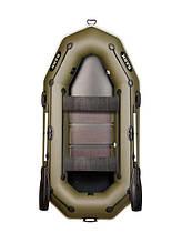 Двомісна гребний надувна лодка Bark B-260PD