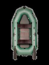 Двухместная надувная гребная лодка Bark B-250D