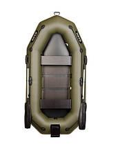 Двомісна гребний надувна лодка Bark В-260NP