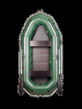 Трехместная надувная гребная лодка Bark В-280P