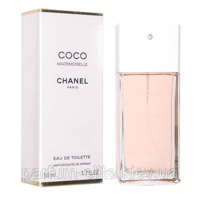женская туалетная вода Chanel Coco Mademoiselle Eau De Toilette 50ml