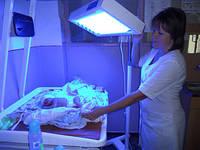 Лампа для лечения желтухи новорожденных