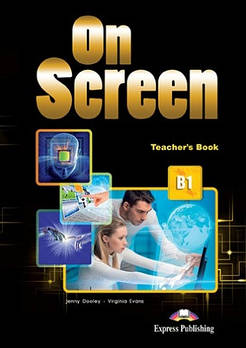 On screen B1 Teacher's Book