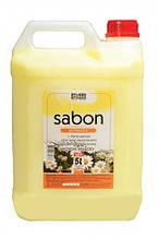 Мыло жидкое 5л Sabon крем Ромашка 4шт/уп