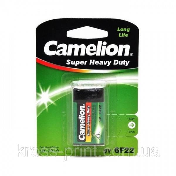 Батарейка 6F22 CAMELION КРОНА 12шт/уп