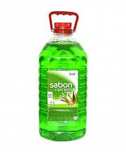Мыло жидкое 5л Sabon Алое 4шт/уп