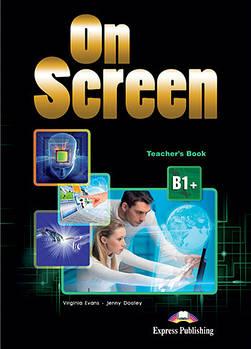 On screen B1+ Teacher's Book