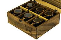 Именная коробочка для часов с деревянной крышкой. Подарок любимой девушке жене подруге сестре начальнику боссу