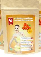 Средство Ганодерма для похудения Гриб рейши, ганодерма, гриб для быстрого похудения, диетический гриб