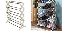 Полка для Обуви Shoe Rack 5 layer на 15 пар Подставка под Обувь(2615), фото 1