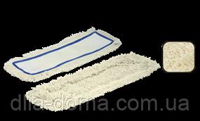 Сменная насадка для плоской швабры 40 см