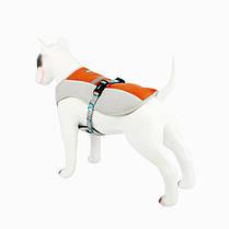 Шлея для собак TUFF HOUND TH00207 Orange XL річна охолоджуюча, фото 2
