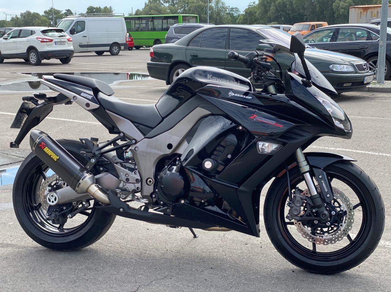Kawasaki z1000sx 2010