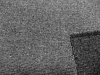 Твид костюмный (серый) Чернигов (арт. 06374) отрез 0,83 м