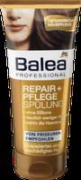 Профессиональный бальзам  Восстановление и питание волос  Balea Professional Repair+Pflege  200 мл