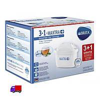 4 ШТ. Brita Maxtra + /Комплект картриджей / Брита Макстра сменный модуль для фильтра-кувшина по очистке воды
