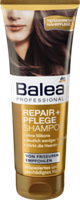 Профессиональный шампунь Восстановление и питание волос  Balea Professional Repair+Pflege  250 мл