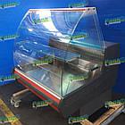 Холодильна кондитерська вітрина MUZA-ДО-1,25 з вбудованим агрегатом, фото 5