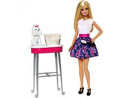 Кукла Barbie «Волшебные краски», Барби CFN40