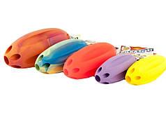 Sum-Plast Rugby Ball игрушка регби мяч с ароматом ванили для собак, №2 (Ø4см, длина - 11см)