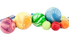 Sum-Plast Ball игрушка мяч гладкий для собак с запахом ванили, №1 (Ø4см)
