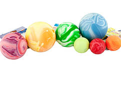 Sum-Plast Ball игрушка мяч гладкий для собак с запахом ванили, №4 (Ø8см)