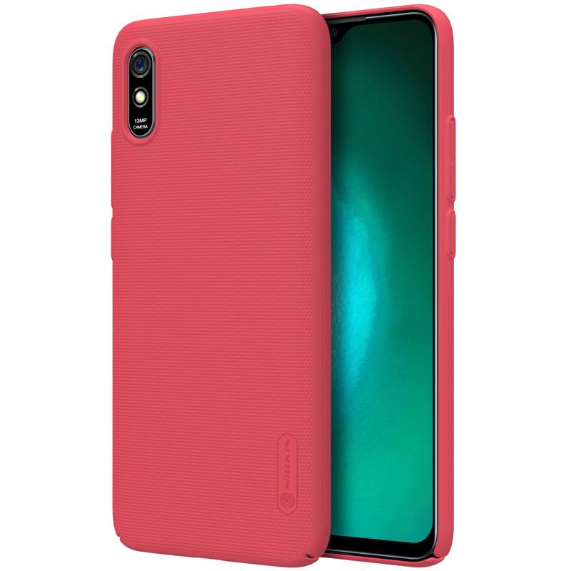 Nillkin Xiaomi Redmi 9A Frosted Shield Red Чохол Накладка Бампер