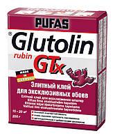 Элитный клей для эксклюзивных обоев PUFAS GLUTOLIN GTX rubin 200 г